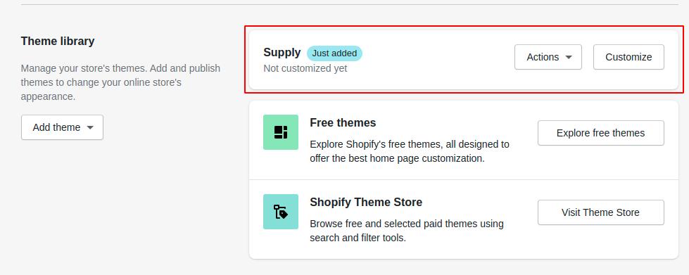 shopify-theme-library