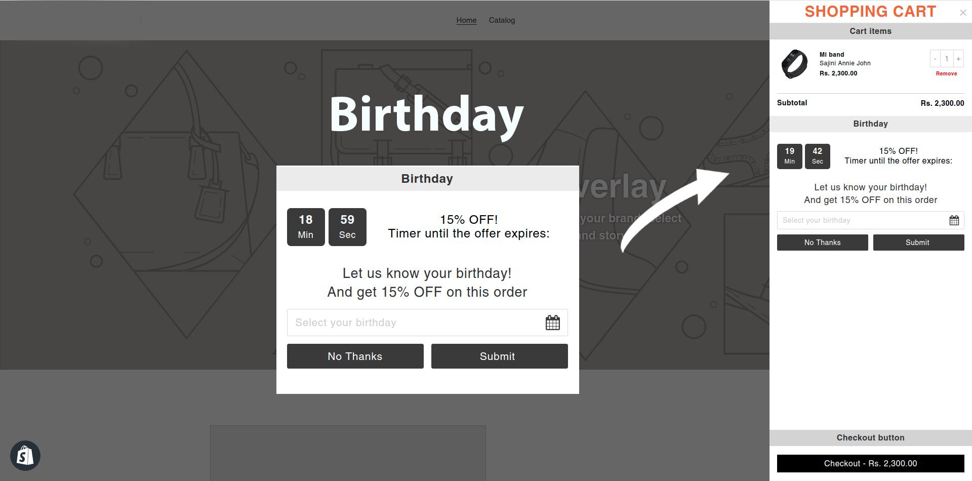 birthday-collector-widget