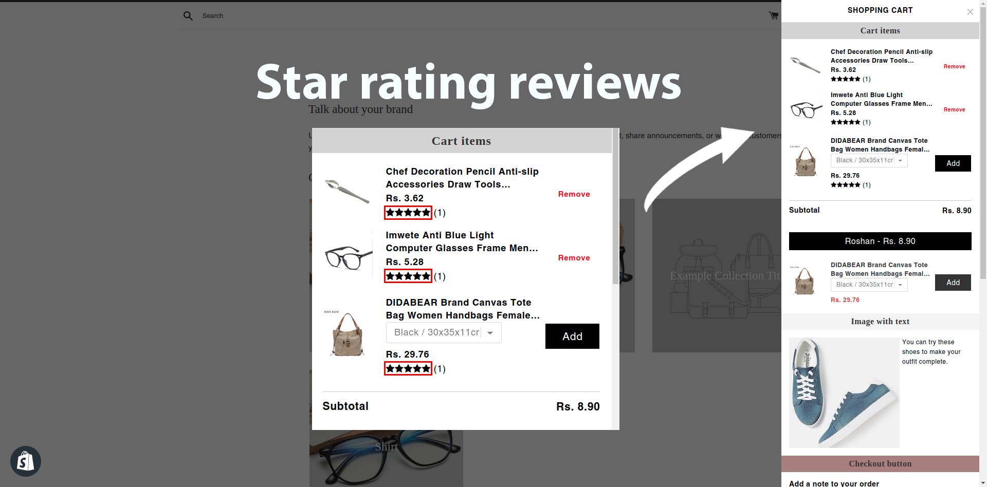 shopify-reviews-widget