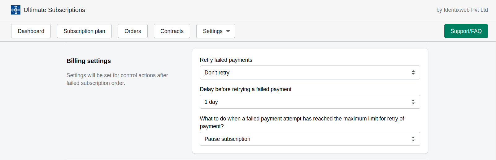 billing-settings