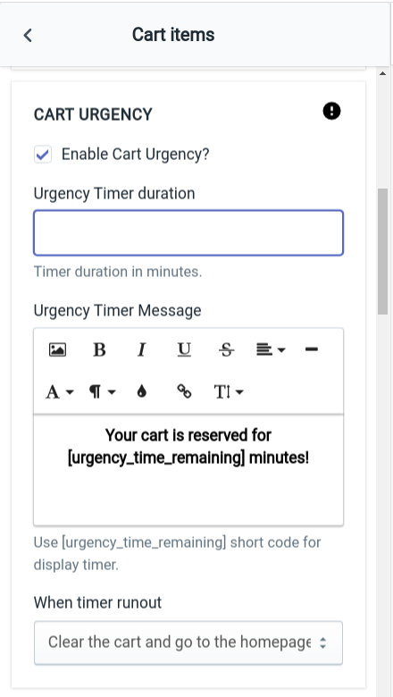 enable-cart-urgency