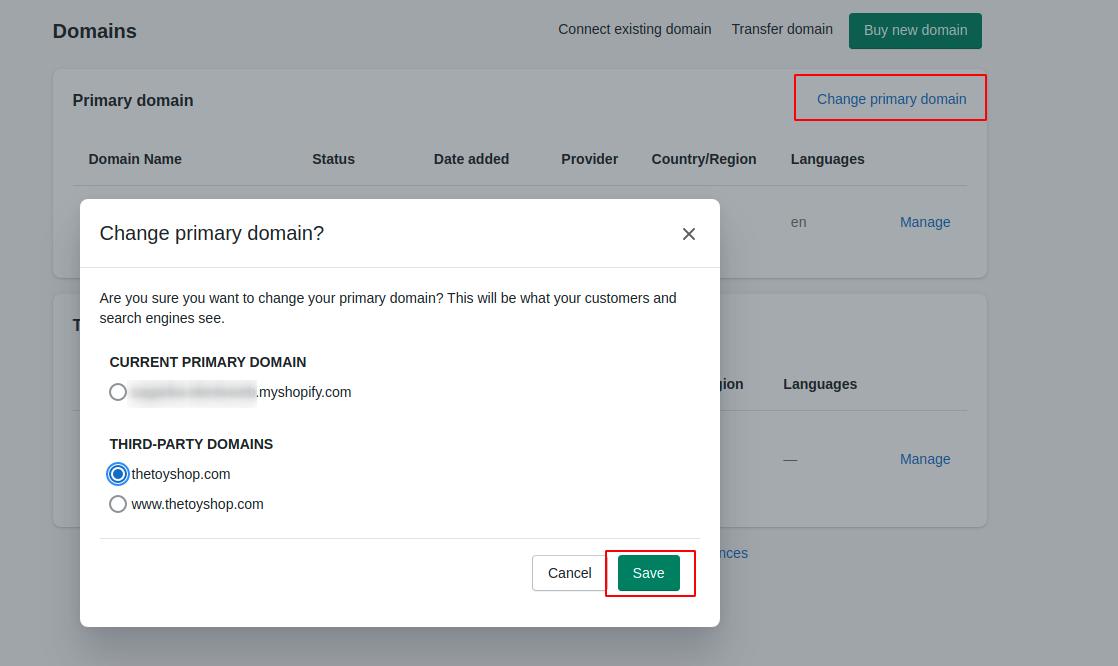 change-primary-domain