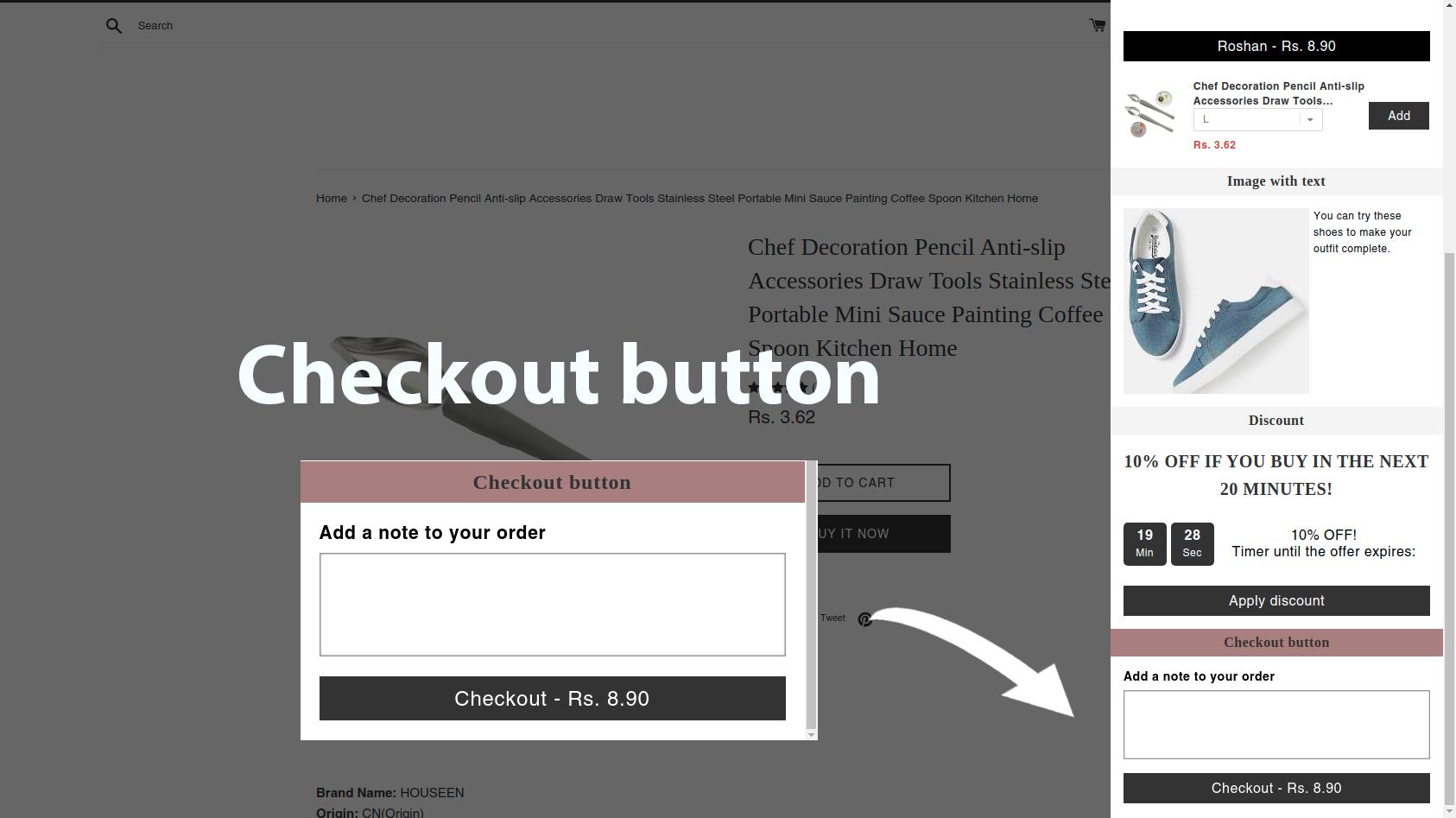 checkout-button-widget