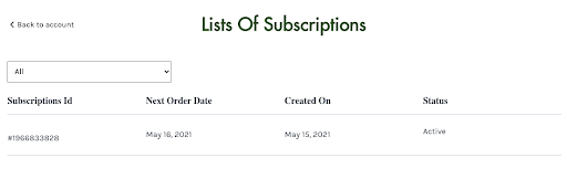 list-of-subscriptions