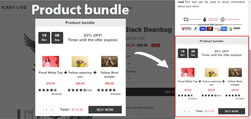 product-bundle-widget-outpout
