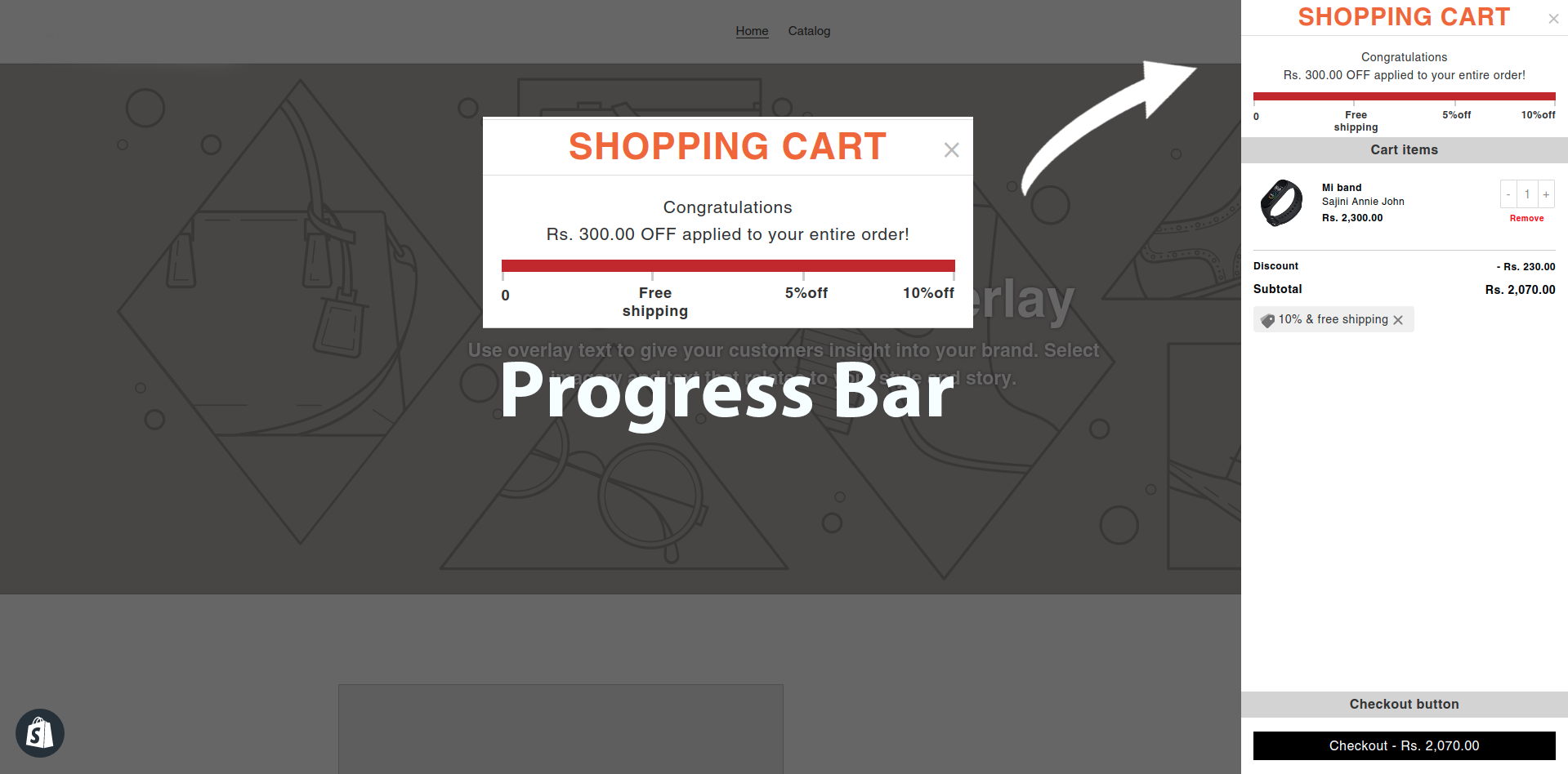 progress-bar-widget