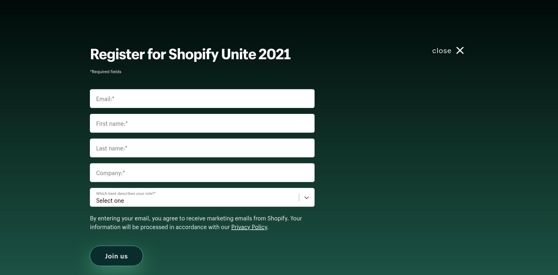 register-for-shopify-unite-2021