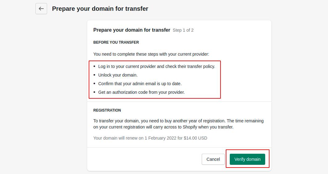 transfer-verify-domain