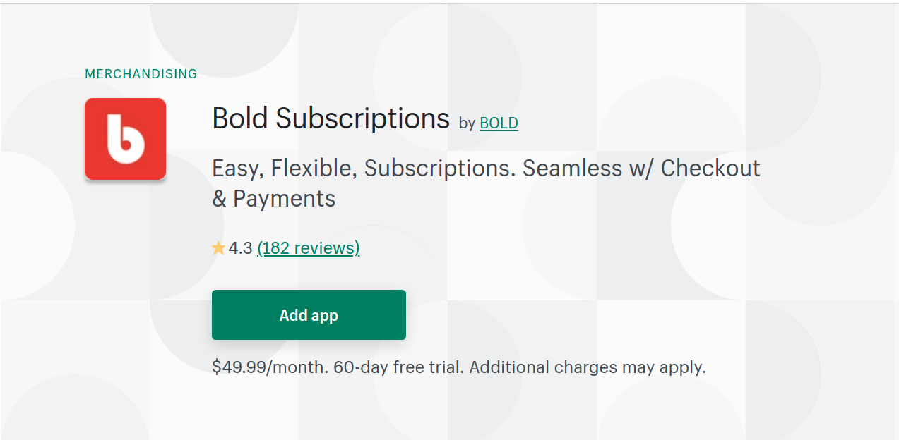 bold-subscriptions