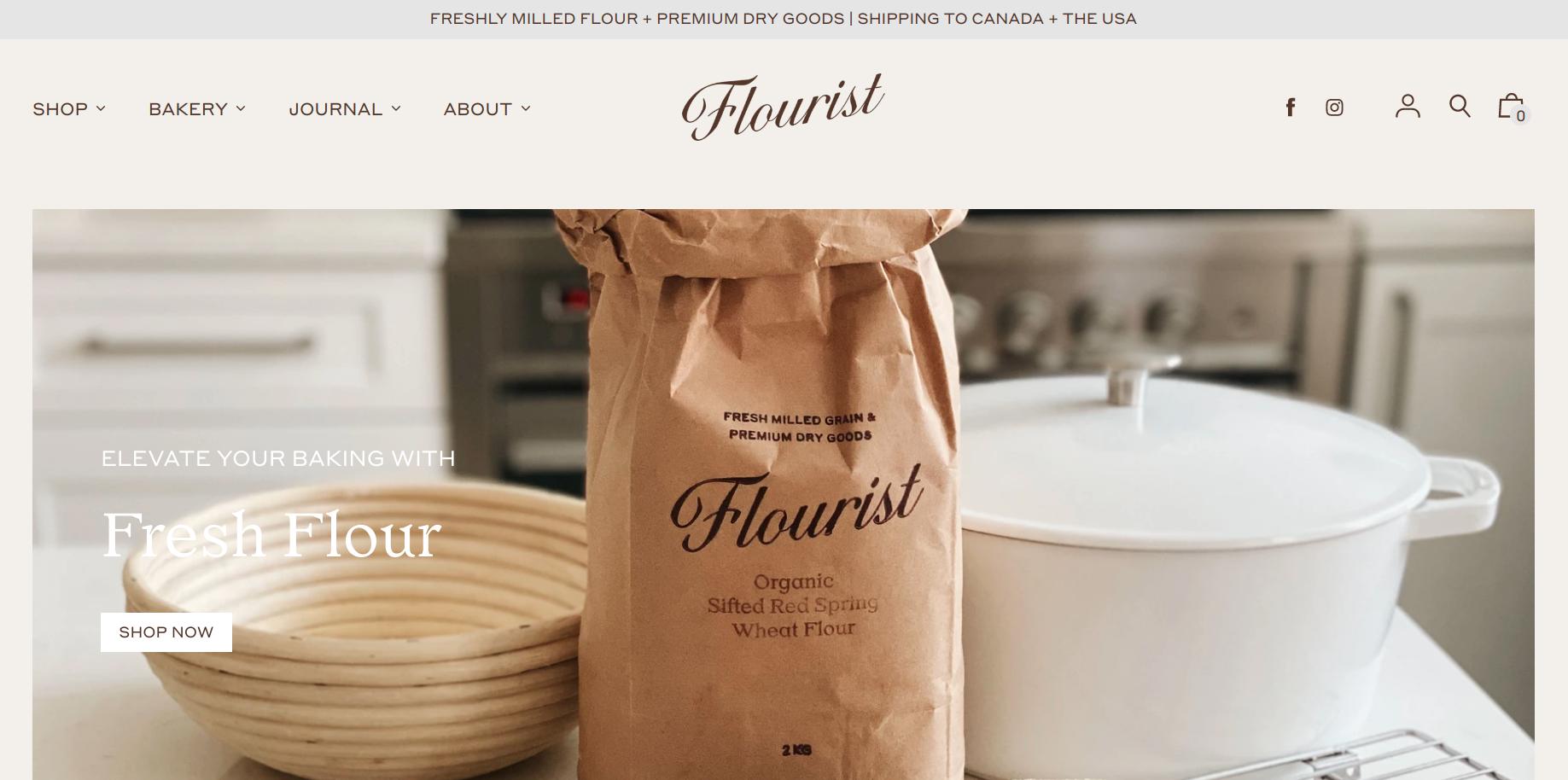 flourist