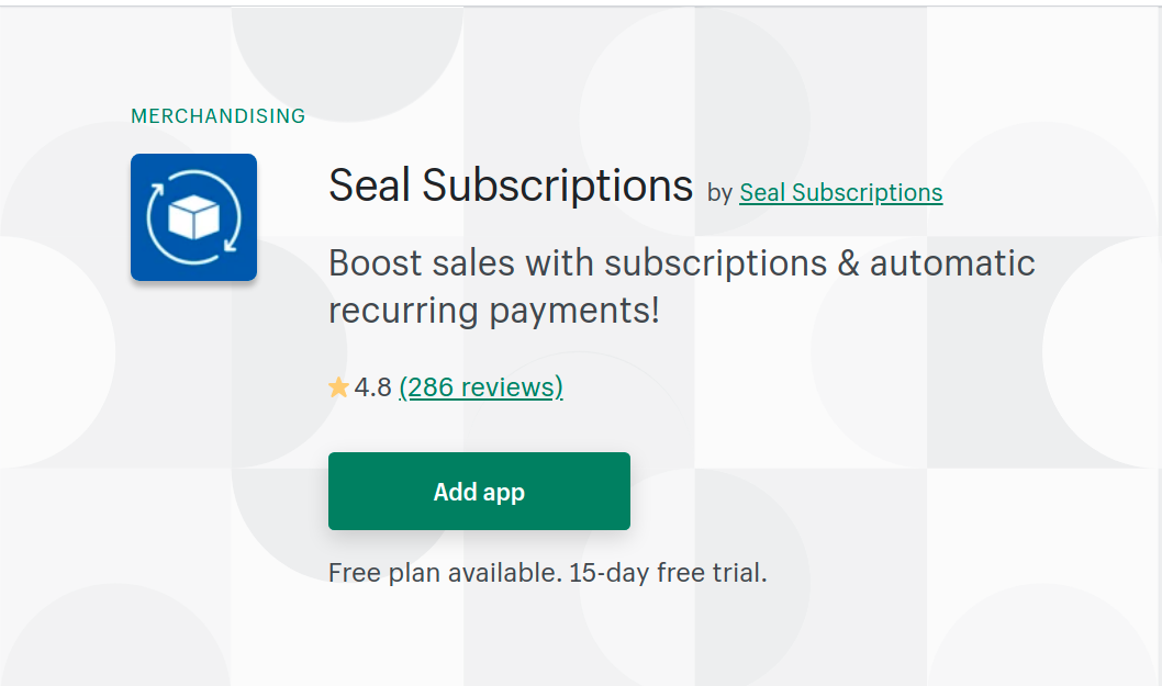 seal-subscriptions