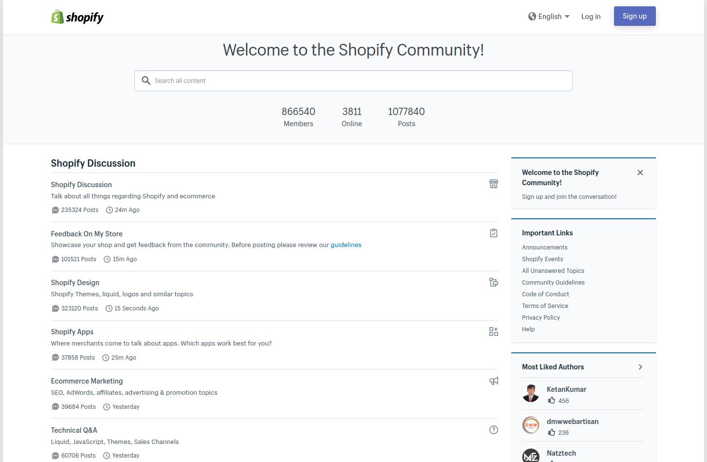 shopify-community
