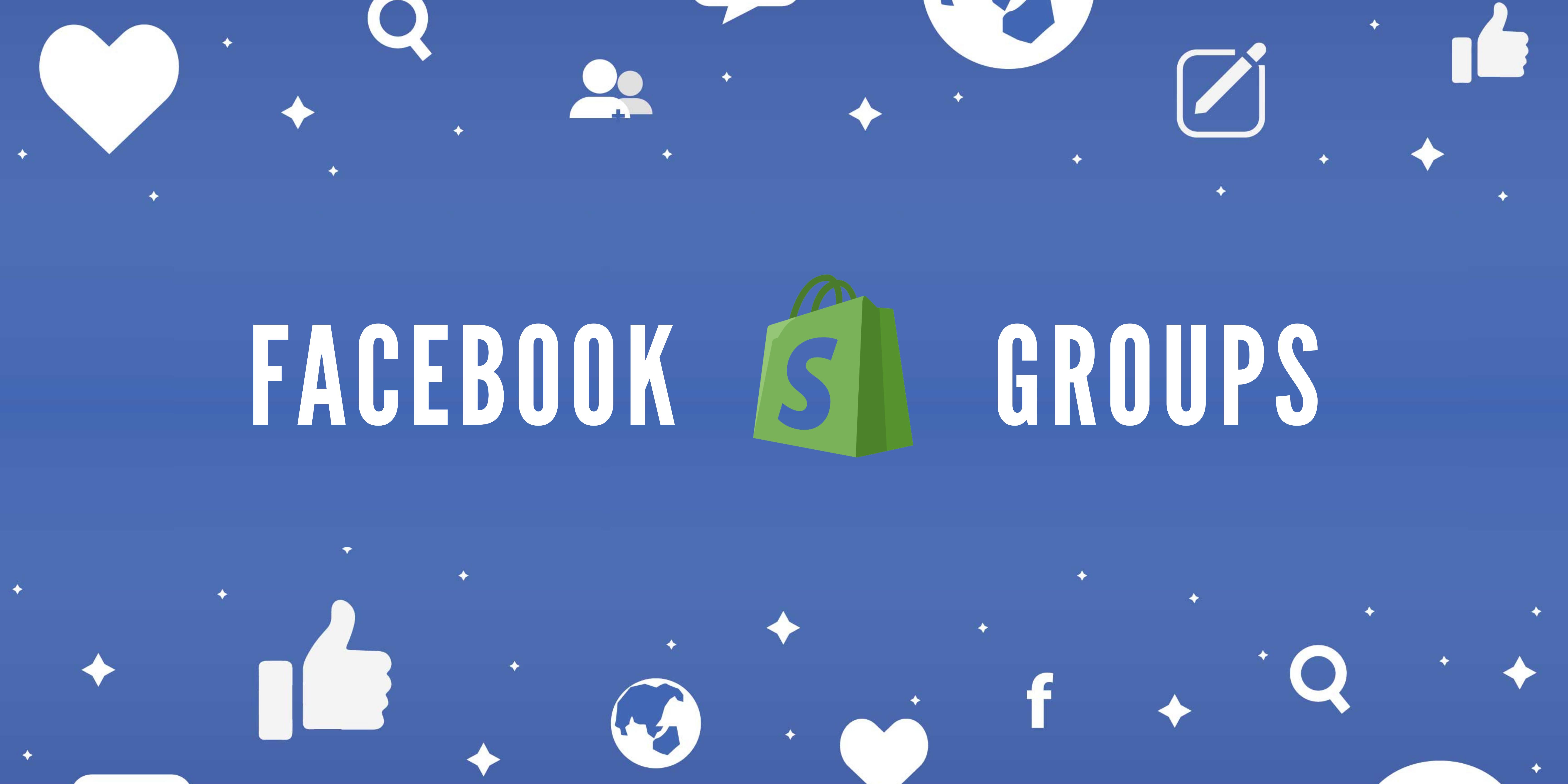 shopify-facebook-groups