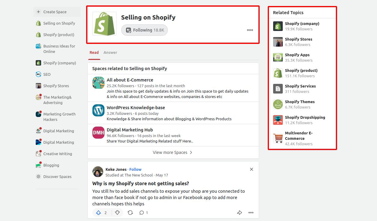 shopify-quora-topics