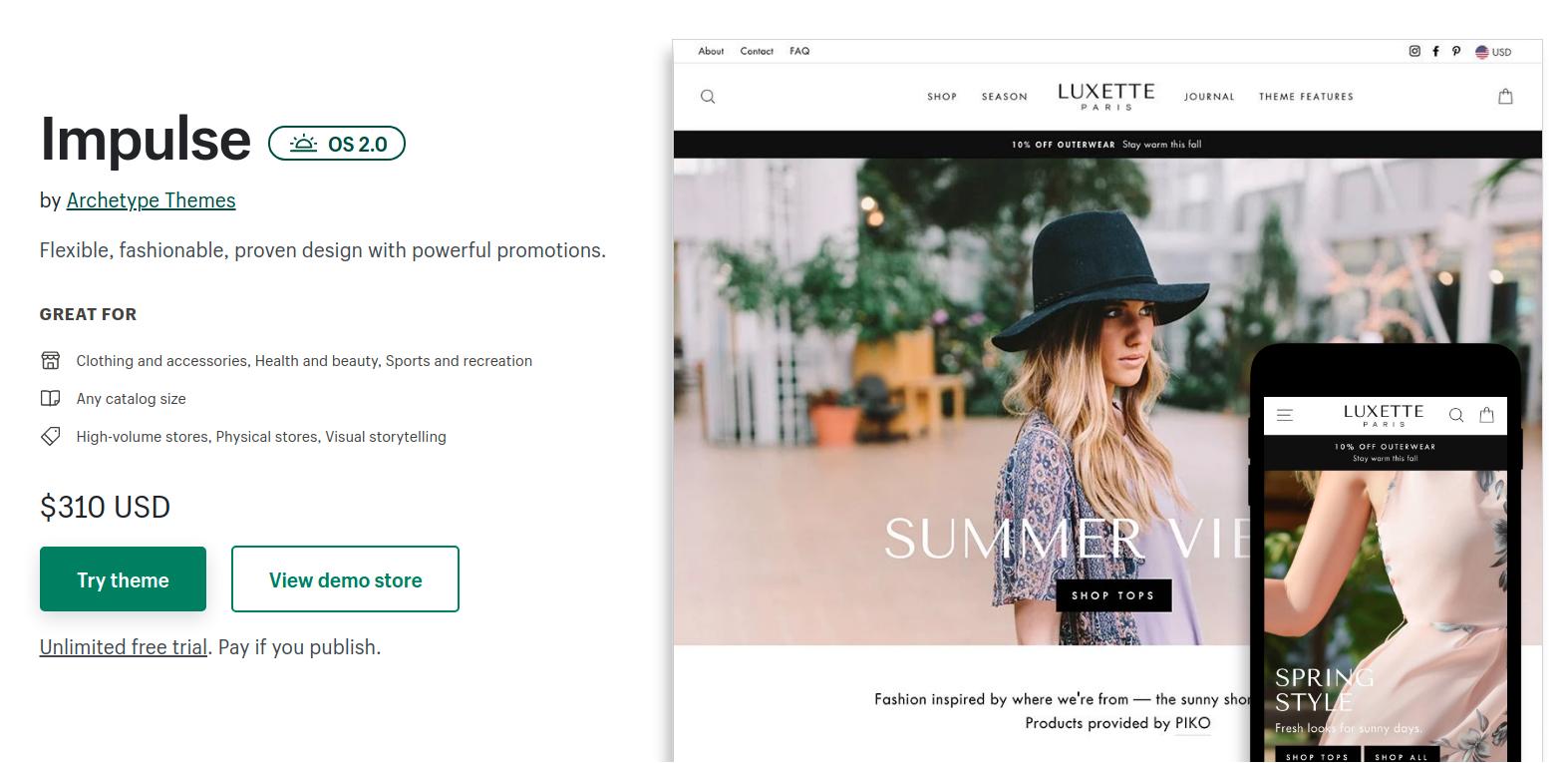 impulse-online-store-2-shopify-theme