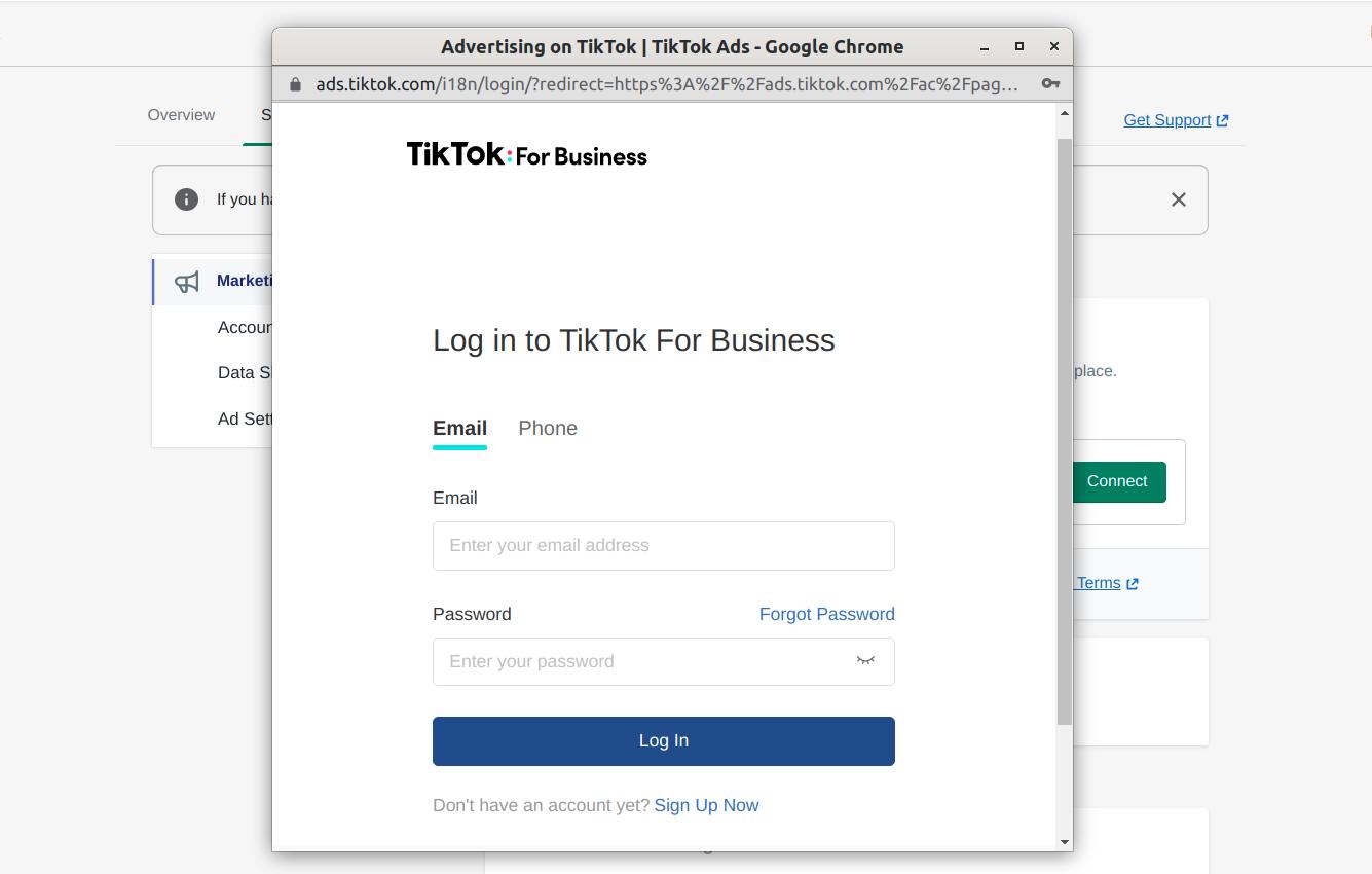 login-tiktok-for-business-account