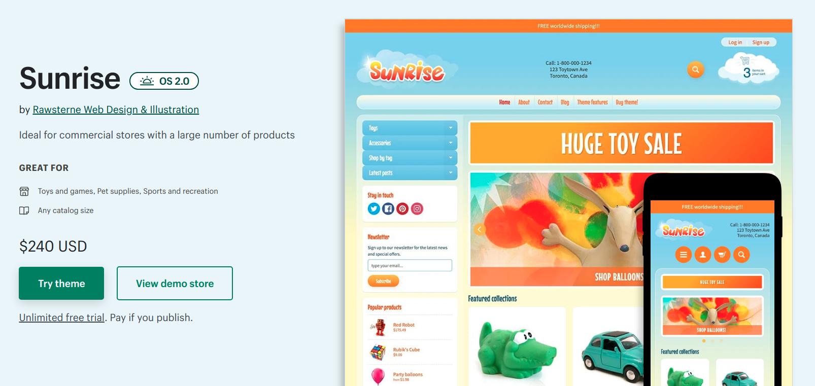 sunrise-online-store-2-shopify-theme