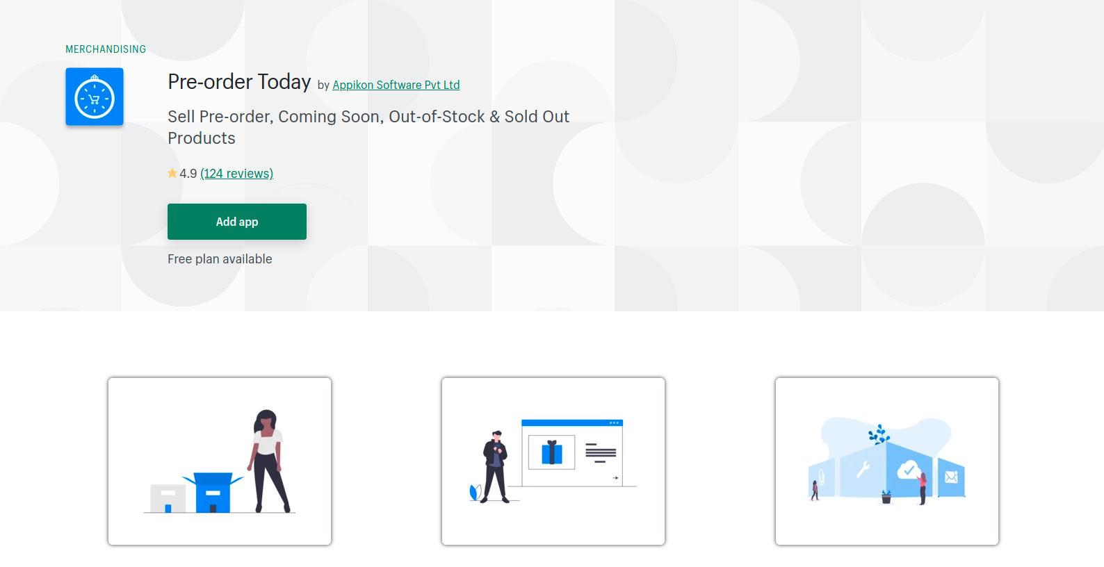 pre-order-today-app-shopify